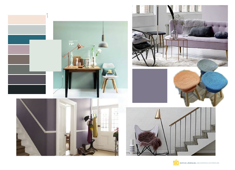 couleurs peinture sophie jezequel d coratrice d 39 int rieurs. Black Bedroom Furniture Sets. Home Design Ideas